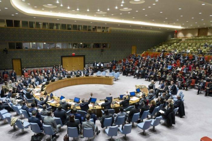 EEUU pondrá sobre la mesa del Consejo de Seguridad ONU situación de Venezuela