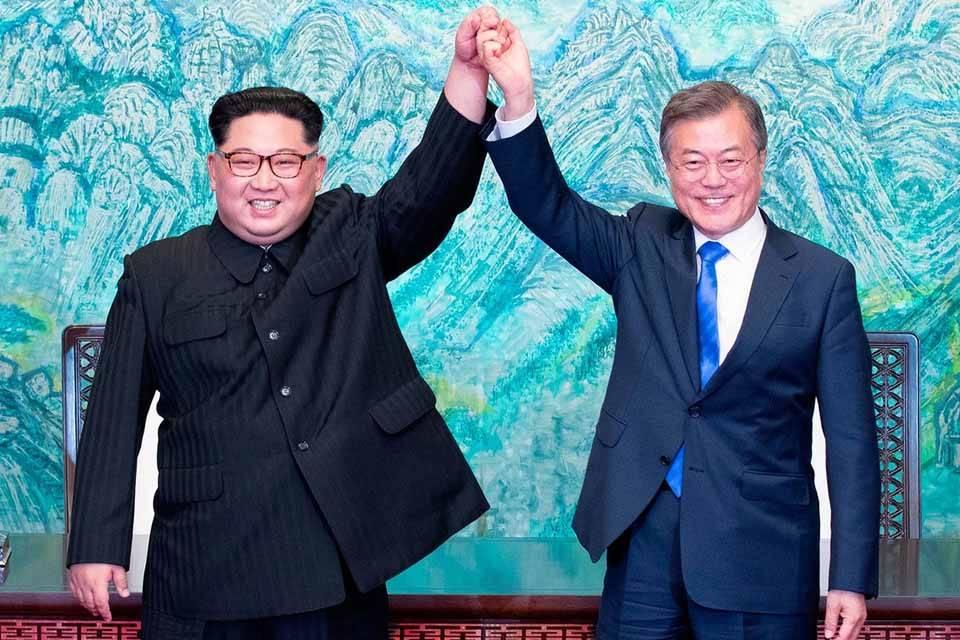 Coreas Kim Jong Un