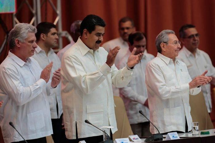 Cuba y Venezuela. Foto: Alba Ciudad 93.9 FM