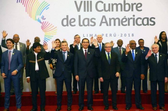 Perú: Cumbre de las Américas fue exitosa aunque no estuvieron Trump ni Maduro
