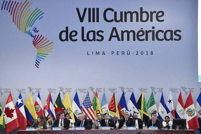 Aprueban por aclamación en Cumbre de las Américas la lucha contra la corrupción
