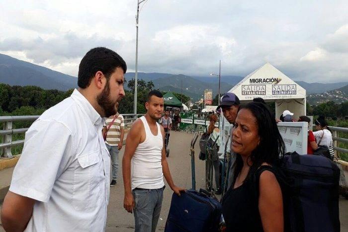 David Smolansky: ningún venezolano se fue del país porque quiso