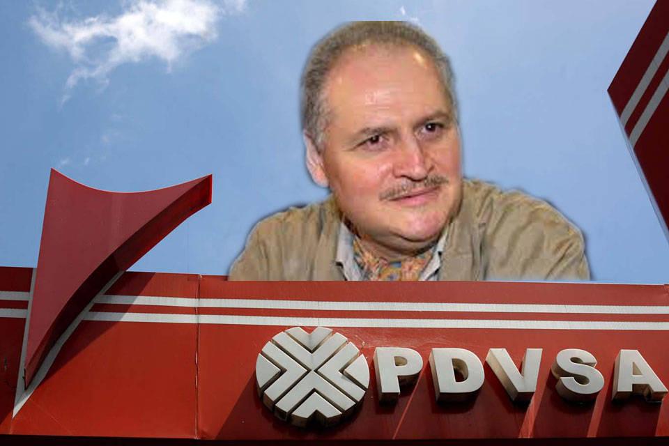 El Chacal y Pdvsa. Montaje GV