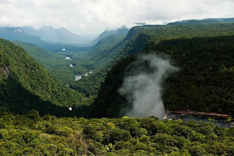 Esequibo - CIJ - Venezuela - Guyana