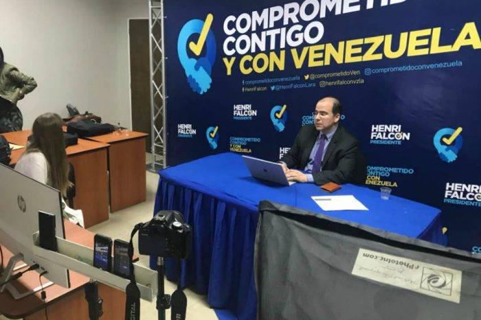Francisco Rodríguez propone que sueldo mínimo sea de 75 dólares