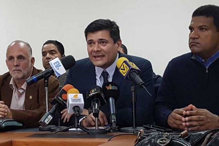 Freddy Superlano Asamblea Nacional