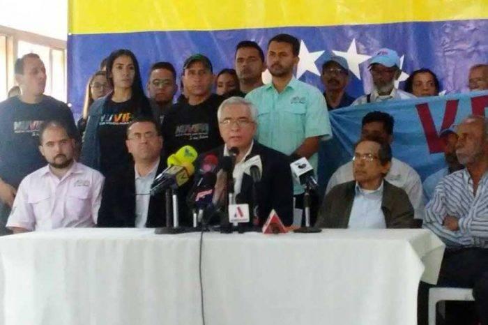 Cuatro partidos se sumaron al Frente Amplio en rechazo a elecciones del 20M