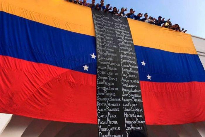 In Memoria. Foto: El Nacional