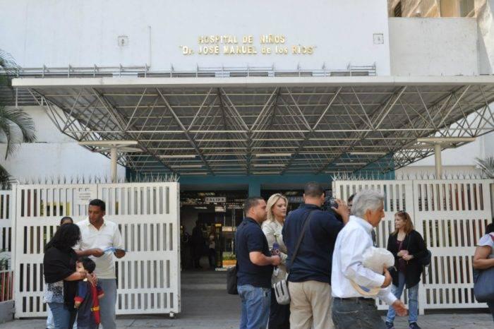 Fallece tercer niño por difteria en el hospital JM de los Ríos
