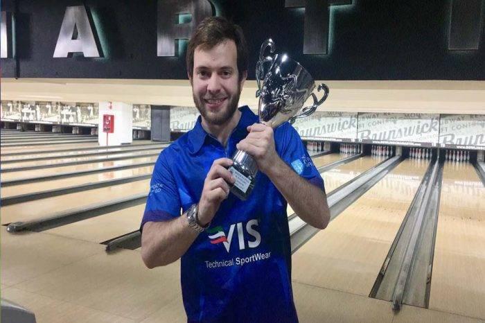 Un venezolano representará a España en el mundial de bowling