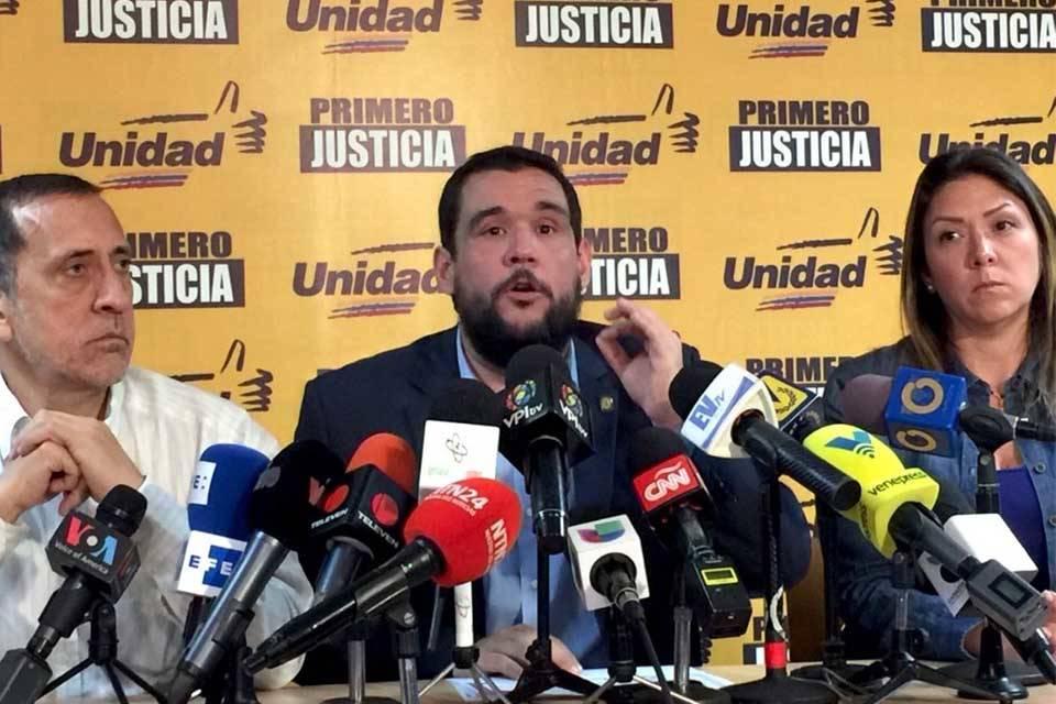 Juan Miguel Matheus diputado