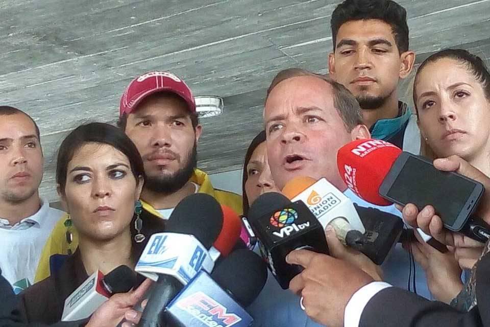 Juan Pablo Guanipa Rafaela Requesens