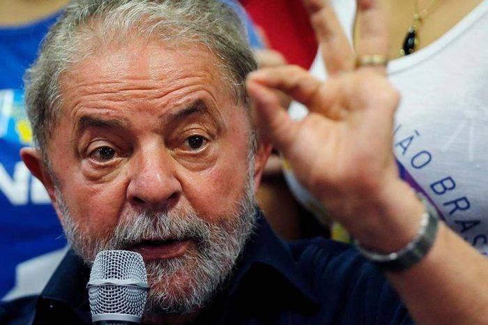 Partido de Lula Da Silva oficializa su candidatura presidencial