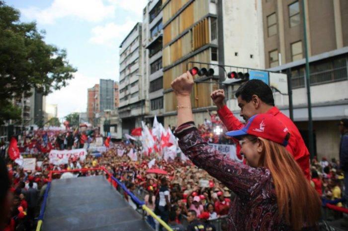 Maduro advierte que hay un plan para sabotear las elecciones presidenciales