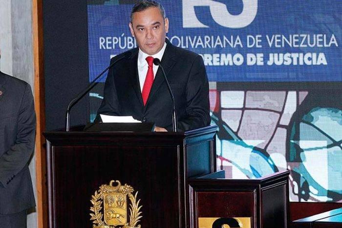 Maikel Moreno insiste en que suman 80 los presos políticos excarcelados