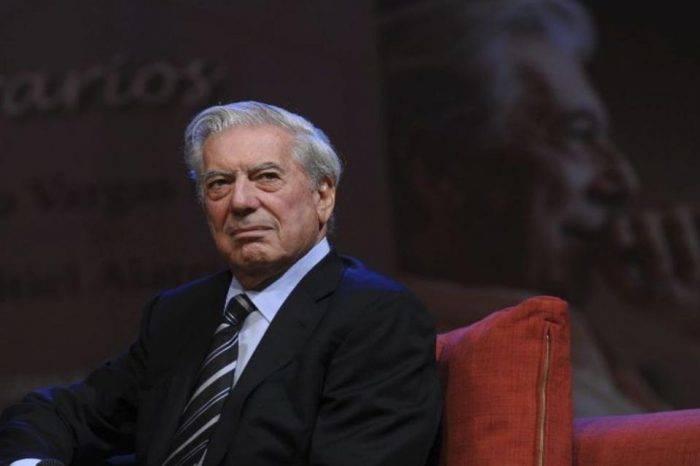 Mario Vargas Llosa pide redoblar presión internacional sobre Maduro