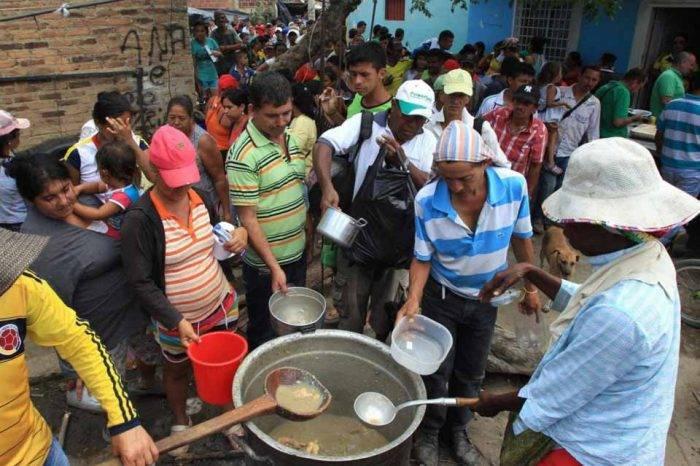 Migración venezolana Colombia