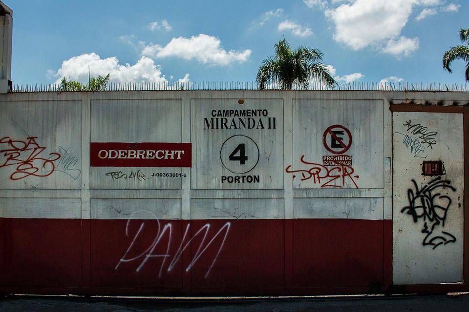 Obras inconclusas parque del Este. Foto: El Estímulo