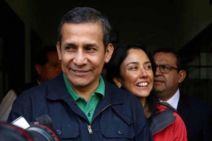 Tribunal Constitucional de Perú ordenó liberar al expresidente Humala