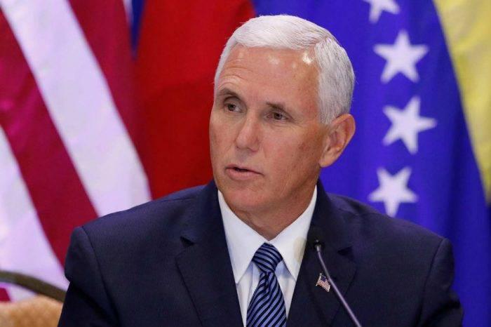 Venezolanos piden a Pence protección humanitaria para evitar deportación