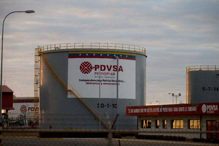 En 2019 Pdvsa produciría solo 700.000 barriles de petróleos diarios, según AIE