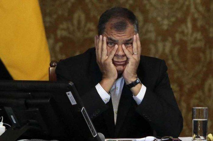 Jueza ordena a Rafael Correa presentarse cada 15 días en la Corte ecuatoriana