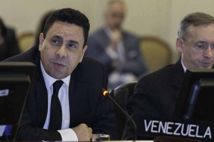 Samuel Moncada: OEA hace lo posible para cambiar al gobierno de Venezuela