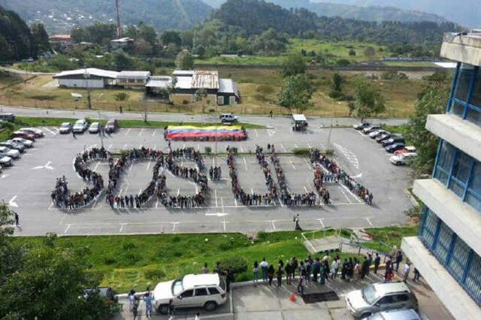 Vándalos cortan el cableado de transmisión de la ULA TV en Mérida