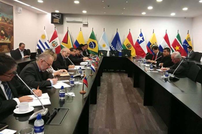 Seis países anuncian que dejarán de participar en la Unasur