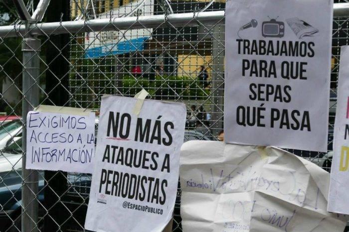 """""""El Pitazo resiste"""" tras bloqueo a su portal web"""