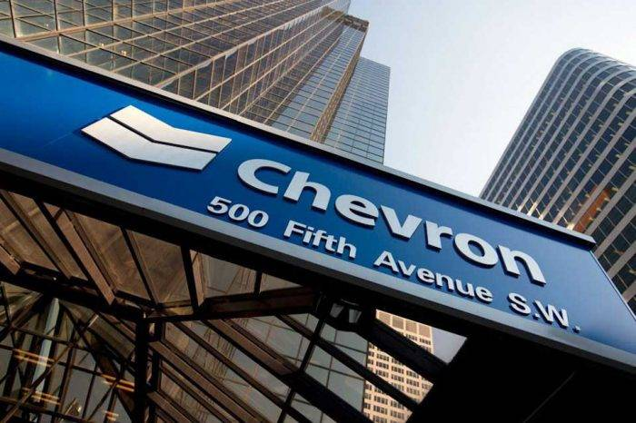 Fueron liberados ejecutivos de Chevron detenidos por el Sebin