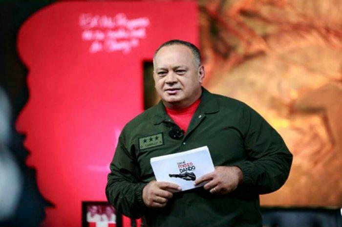"""Cabello dice que la lucha de Siria y Venezuela """"están ligadas"""""""