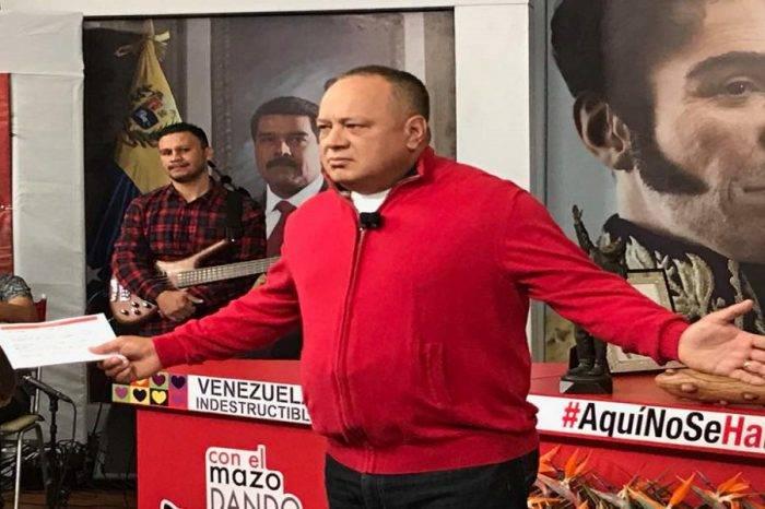 Diosdado Cabello desmintió viaje de sus hijos a China
