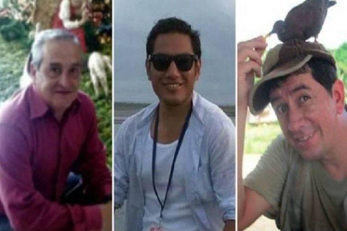 ¿Quiénes son los tres periodistas ecuatorianos asesinados por la FARC?