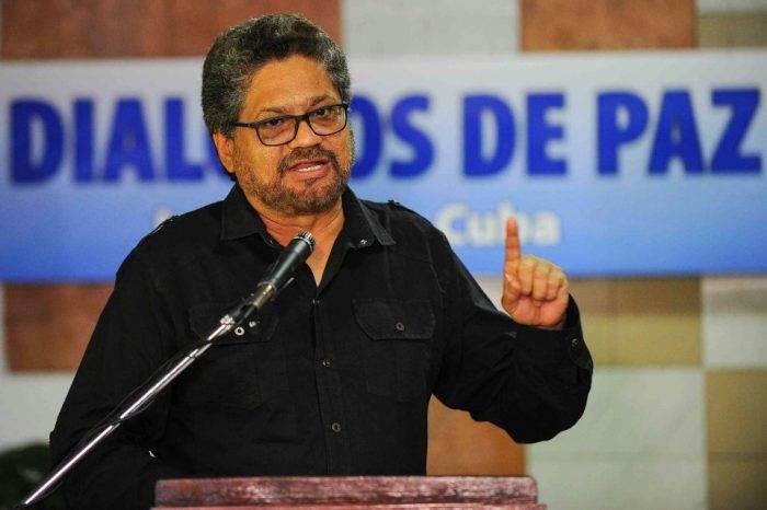 "Iván Márquez: acuerdo de paz está en ""punto crítico"" por detención de Santrich"