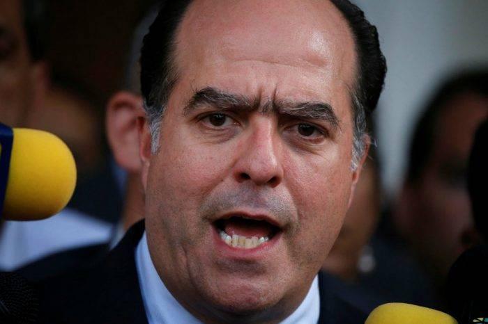 """Borges asegura que las """"amenazas"""" de Maduro no frenarán su trabajo internacional"""