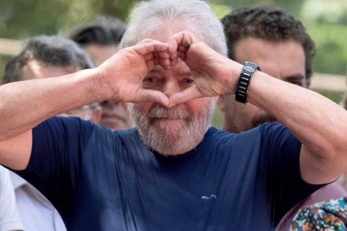 Encuesta muestra a Lula como favorito para las presidenciales aún estando en prisión