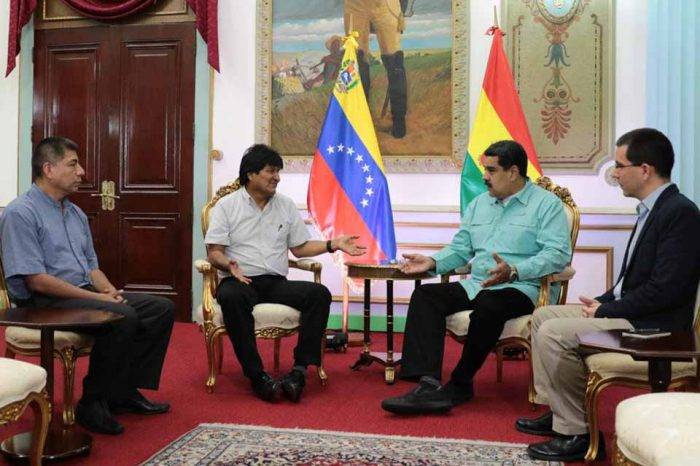 Países aliados del Gobierno rechazan ataque contra Maduro