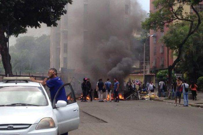 Cajas de CLAP incompletas provocaron manifestación en Palo Verde