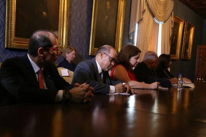 Venezuela entregó nota de protesta a países que integran el Grupo de Lima