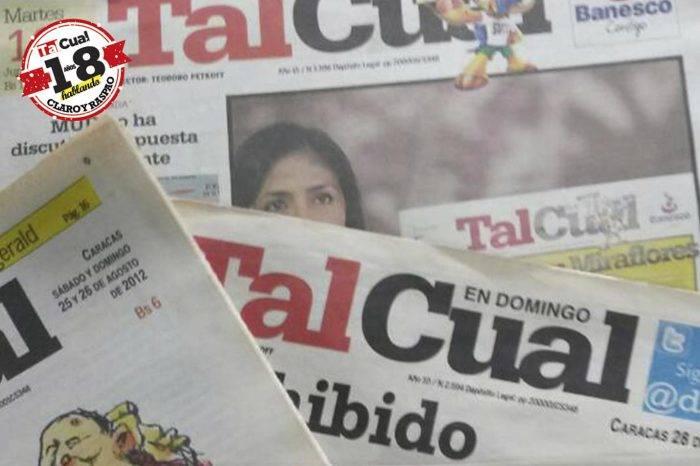 TalCual: opinión libre y respeto al contrario