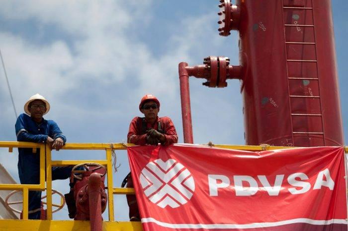 Pdvsa. Foto: El ají.com