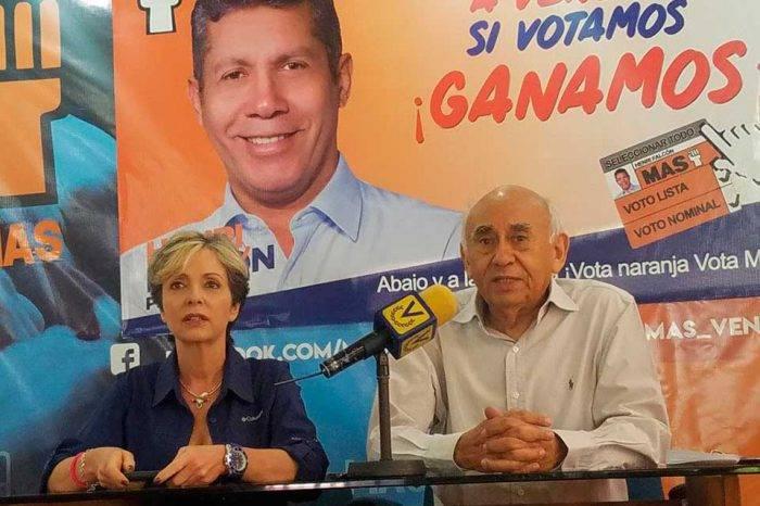 Segundo Meléndez asegura que están mejorando las condiciones electorales