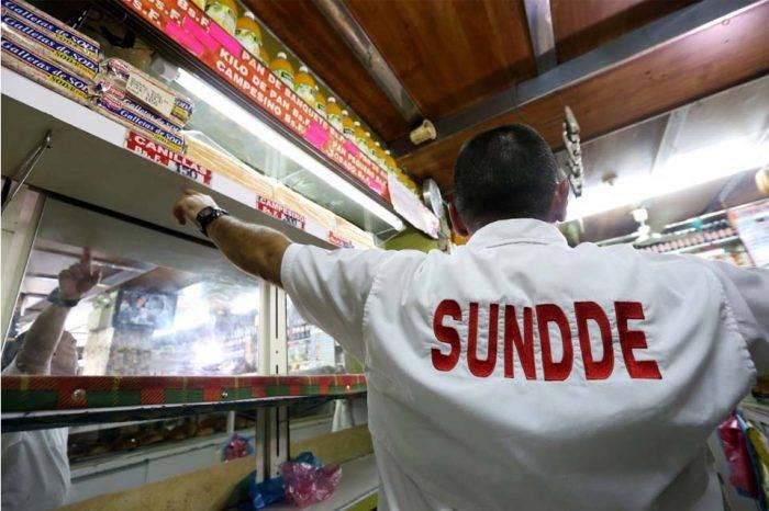 Gobierno decomisó más de 470 toneladas de alimentos en mercado de Quinta Crespo