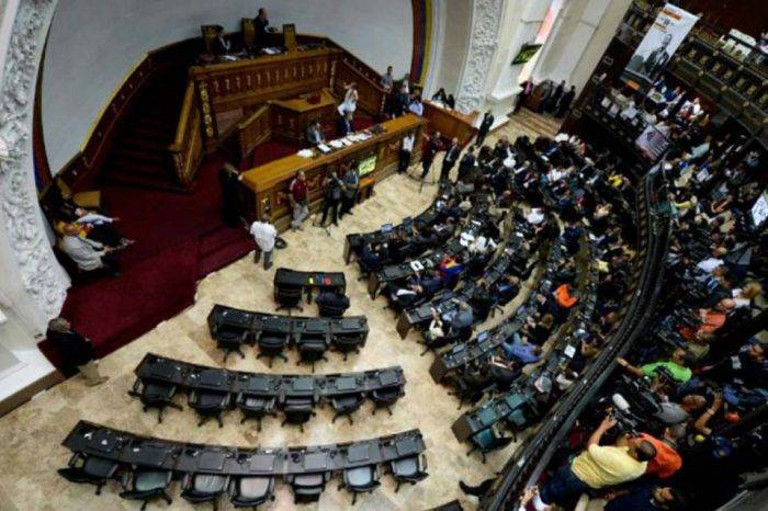AN rechazó nombramiento de embajadores hecho por Nicolás Maduro