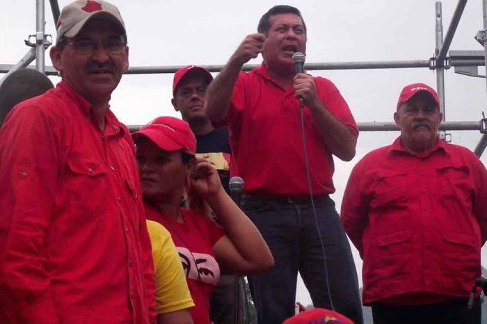 Rangel Silva: la oposición paraliza los servicios públicos para promover la violencia