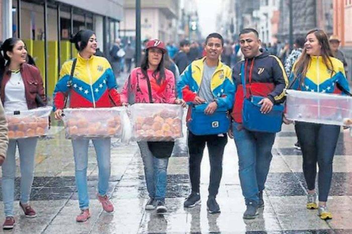 Cerca de 300.000 venezolanos han ingresado a Perú en el último año