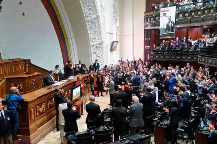 Nueva fracción parlamentaria en la AN pone en evidencia desmoronamiento de la MUD