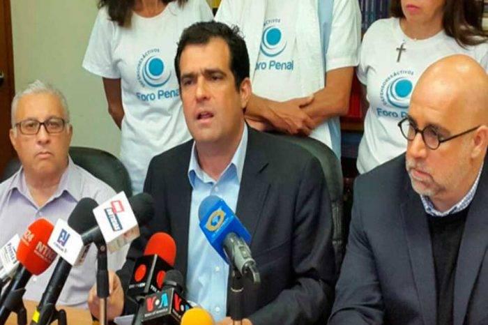 Foro Penal condenó que se pretenda criminalizar a Borges y Requesens por ser opositores