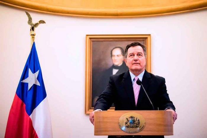 """Canciller de Chile asegura que aliados de Maduro se sienten """"incómodos"""""""